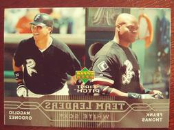2005 Upper Deck First Pitch #267 Frank Thomas / Magglio Ordo