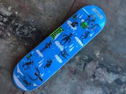 """8.5"""" Creature FREE FOR ALL Jay Howell Powerply Skateboard"""