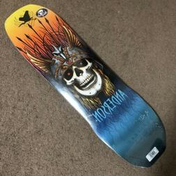Andy Anderson Powell Peralta Flight Skateboard Deck New 8.45