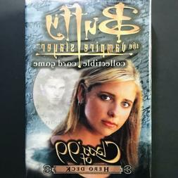 BUFFY THE VAMPIRE SLAYER CLASS OF '99 COLLECTIBLE CARD GAM