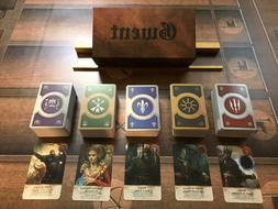 GWENT CARDS  Witcher 3 COMPLETE SET with BOX!
