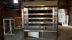 Industrial Electric Deck Oven for Sale
