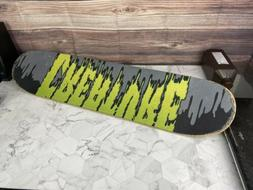 Maple Skateboard With Creature Grip Tape