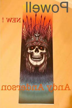 Powell Peralta Powell Andy Anderson Skateboard Deck Tape Her