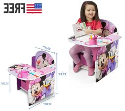 Disney Small Chair And Table Desk For KIds Toddler Wooden Se