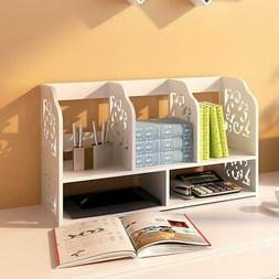 Table for Adults Kids Child Art Desk Book Storage Organzier