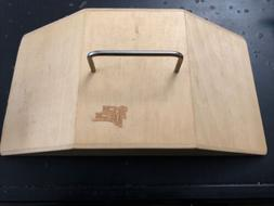 Tech Deck Wood Ramps: Wooden Ramp With Rail Boards And Acces