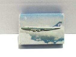 Vintage Collectible Air New Zealand Mini Playing Cards Compl